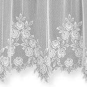 Tea Rose Mantle Scarf Heritage Lace