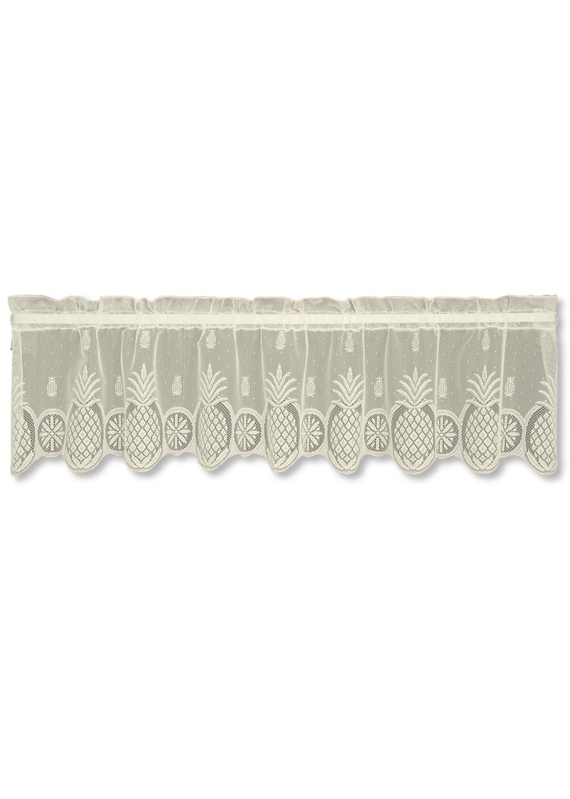 Welcome Valance Heritage Lace 66 Block Wiring Tip Ring