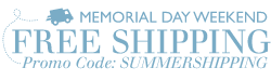 Memorial Day Free Shipping